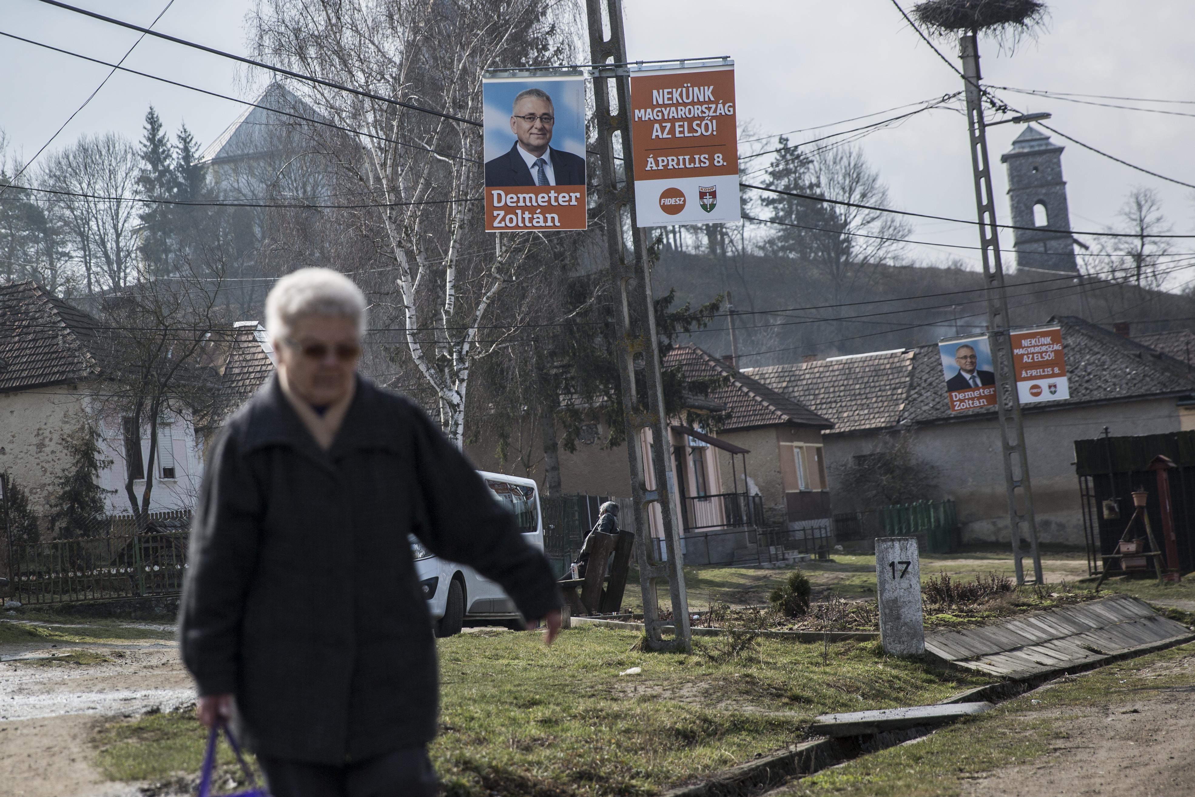 A kiszolgáltatottság és a propaganda letarolta a Fidesznek a szegény vidéket