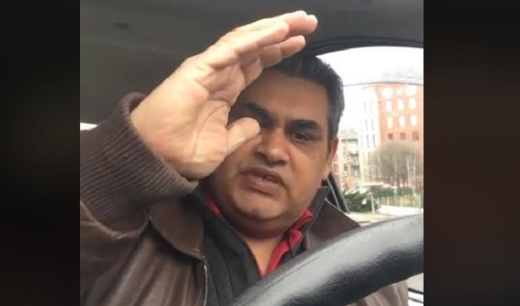 Setét Jenő cigány aktivista olyan lendületes videóban küldi el a francba a cigányozó Lázár Jánost, hogy bármelyik beefelő rapper megirigyelheti