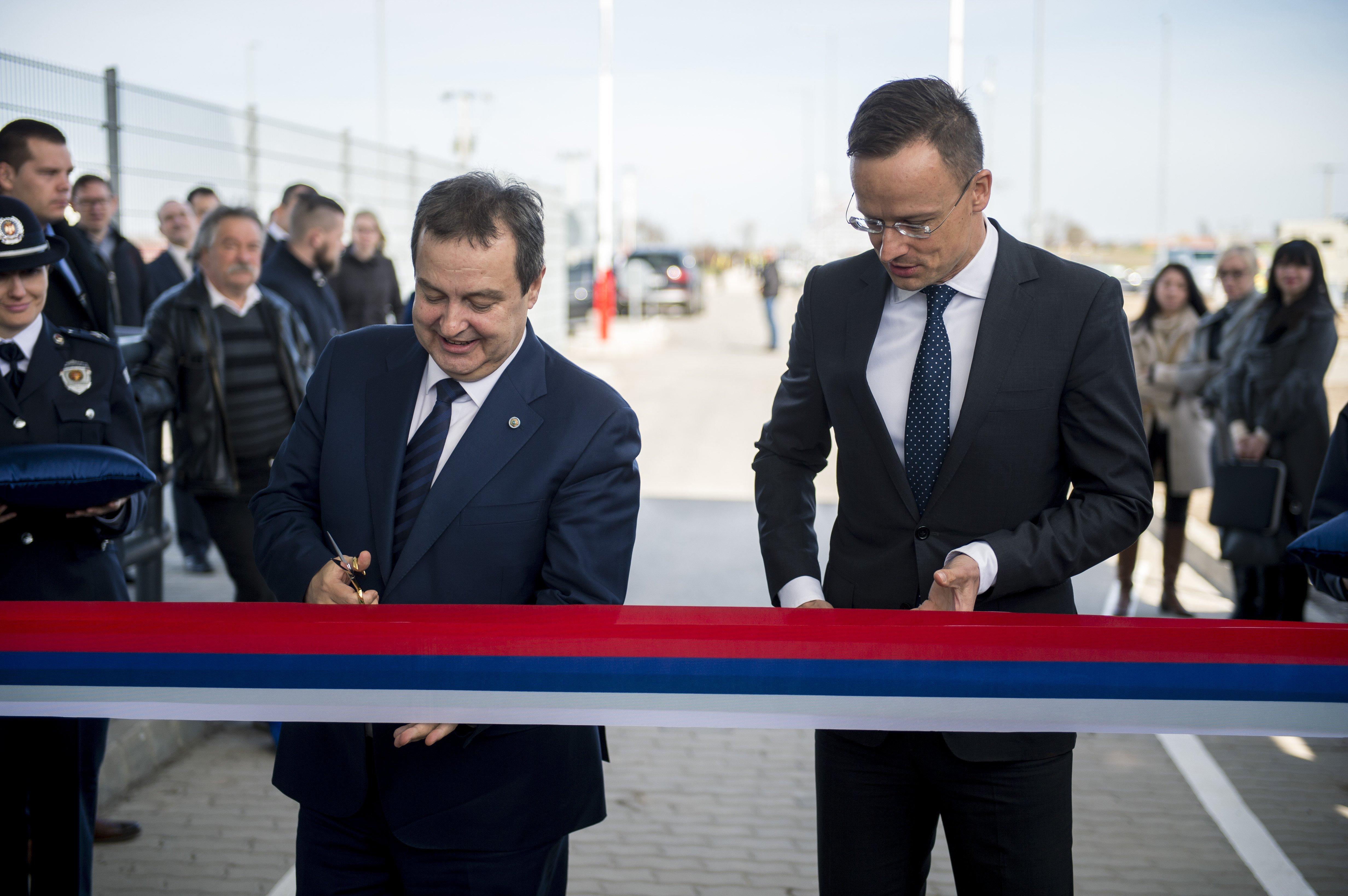 """Szijjártó: """"Szerbia több jogot biztosít a magyar nemzeti közösségnek, mint az európai uniós szomszédaink"""""""