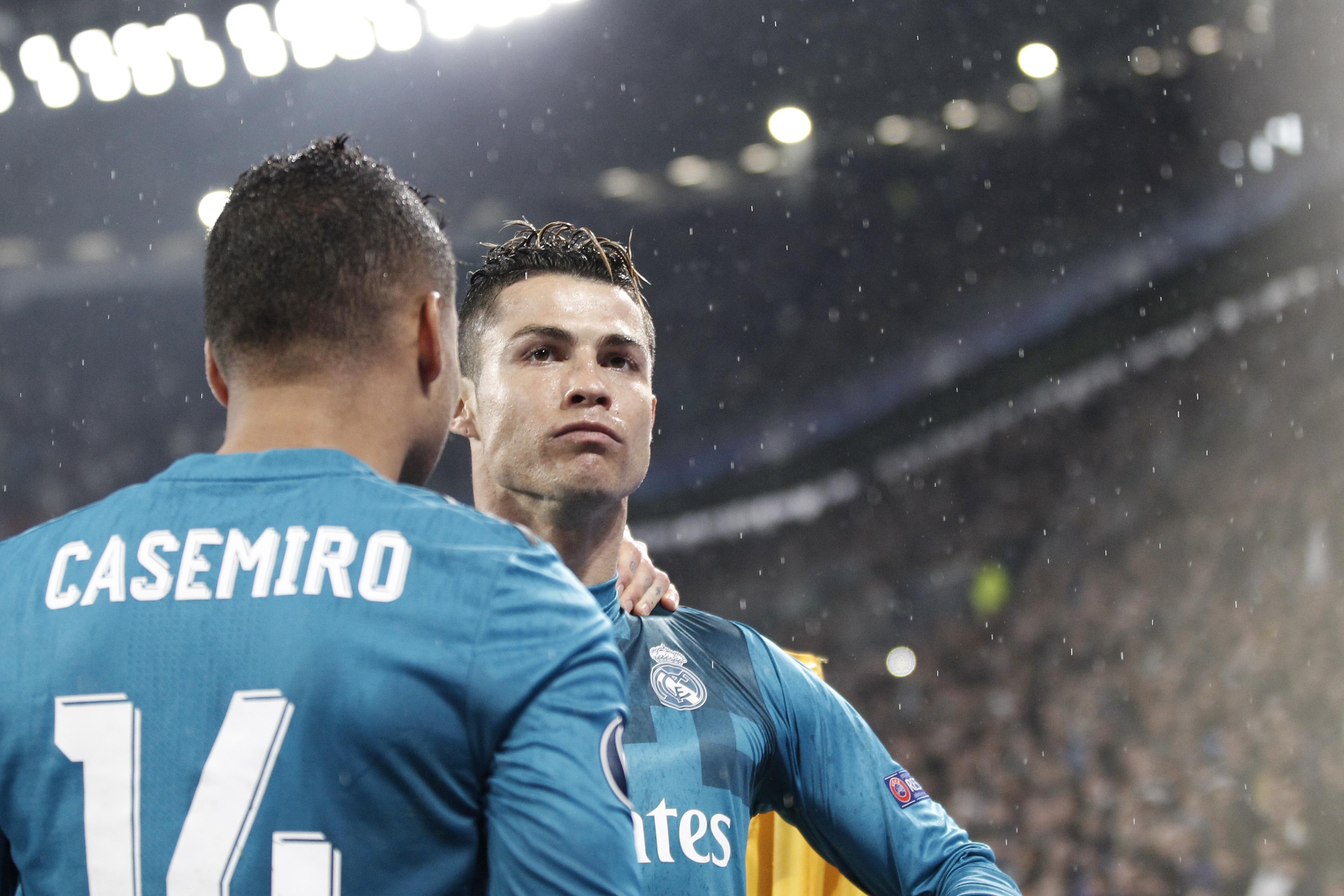 Ronaldo vezetésével lelépte a Real Madrid a Juventust Torinóban, a Bayern Sevillában nyert