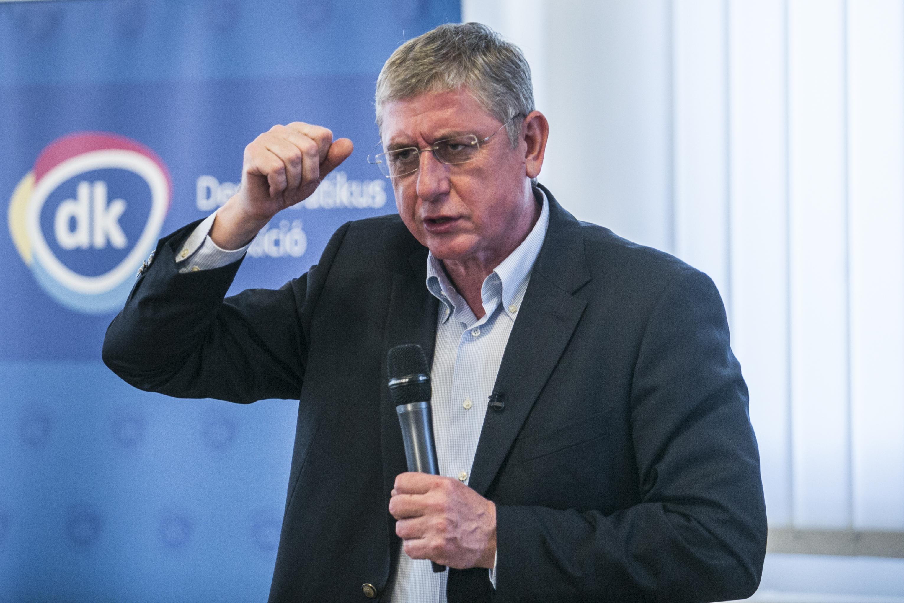 Gyurcsány: Ma Magyarország legnagyobb ellenfele ez a kormány, ez a kormányfő