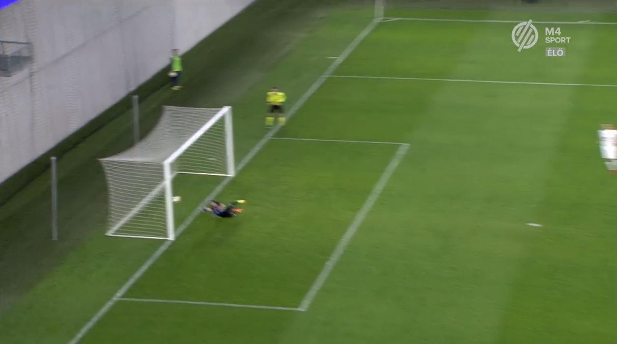 Tessék, libernyákok, POKOLI nagy gólt lőtt Deutsch Bence