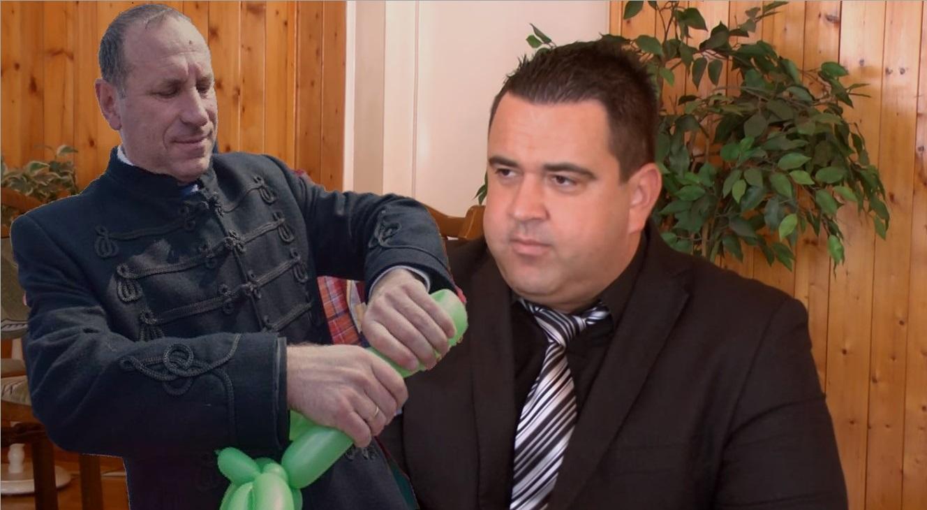 A fideszes polgármester szerint azért járhatatlan az út, mert Boldog István keresztbe tett nekik