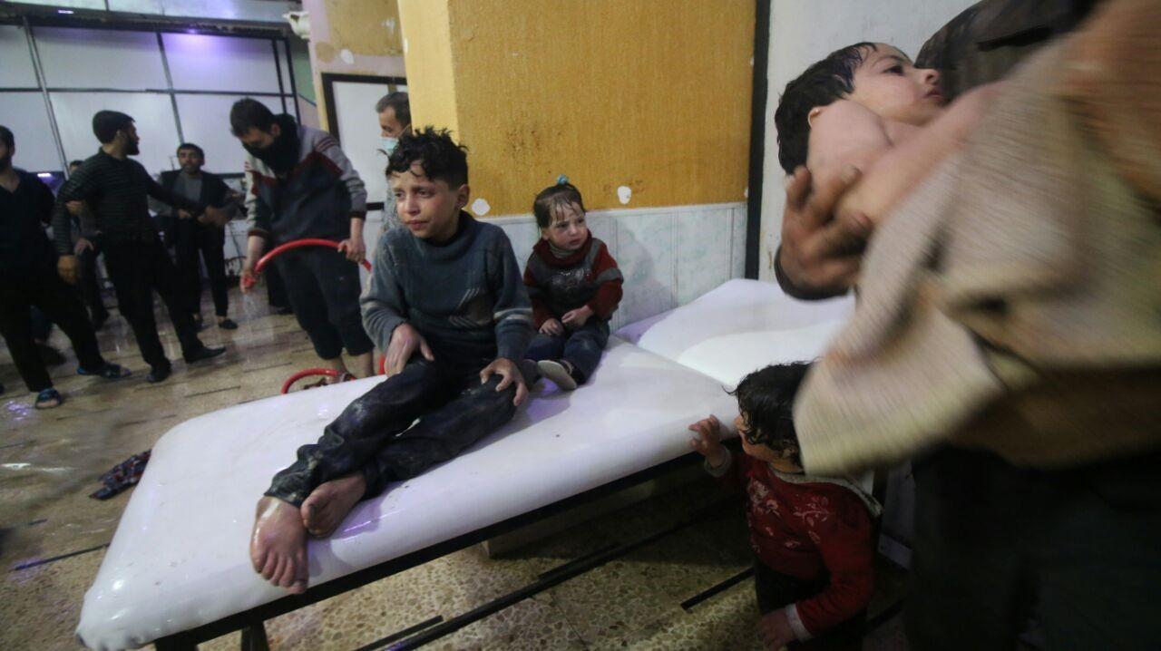 Hetven áldozata is lehet egy vegyifegyveres támadásnak Szíriában