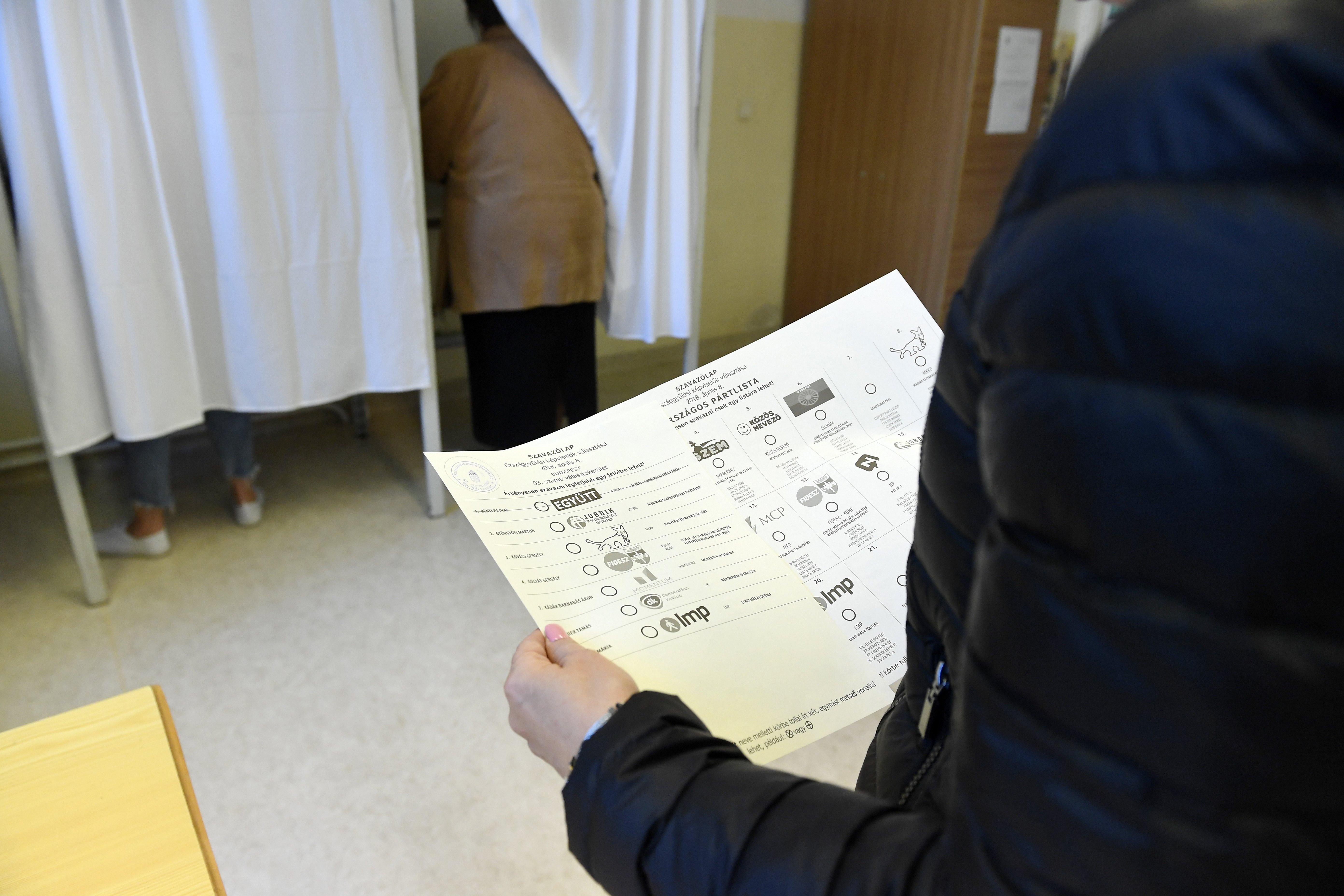 Az Együtt visszalépő képviselője is a saját pártjára szavazott, mégsem volt egyetlen szavazata sem az Együttnek