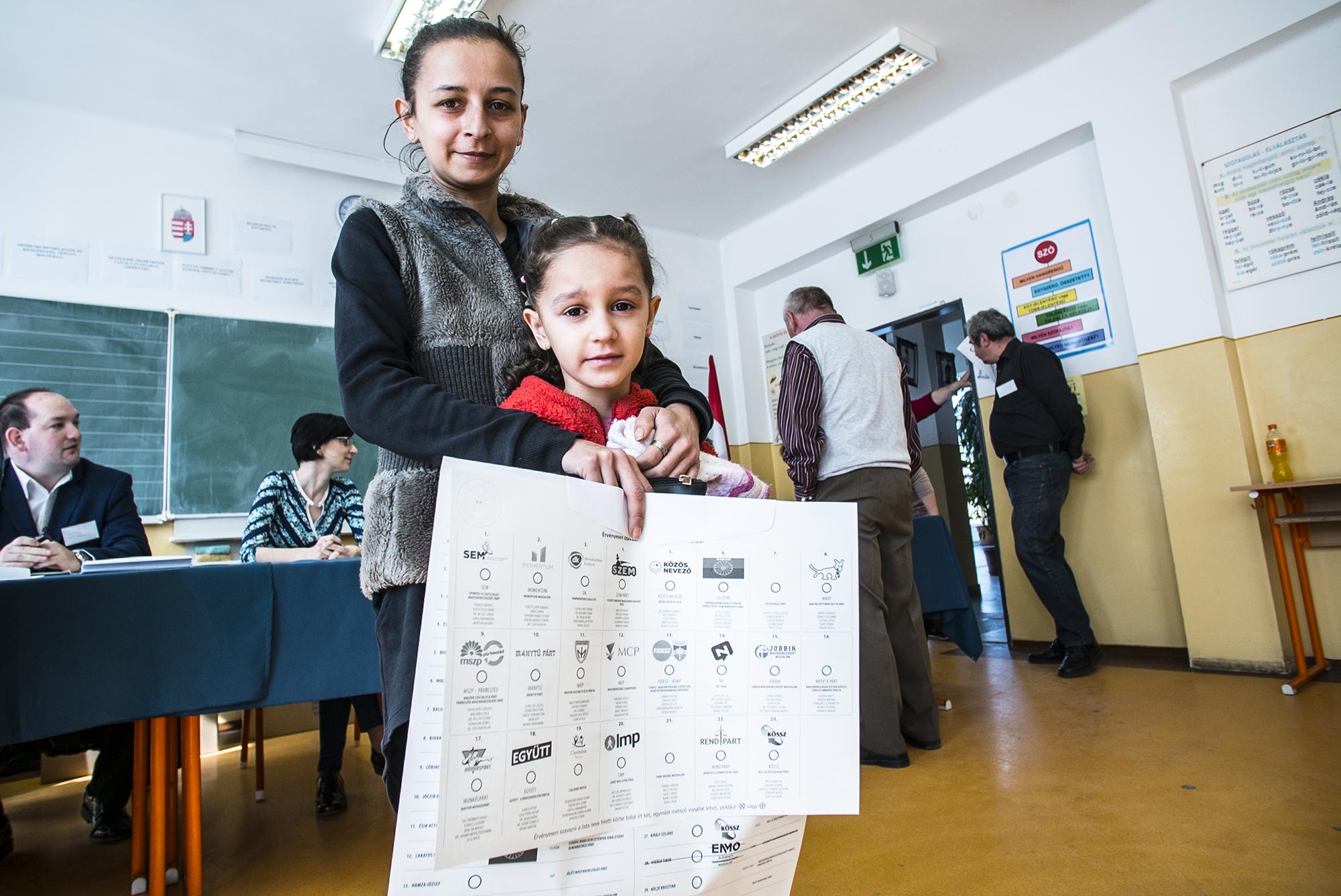 Szépen halad a szavazás a hirtelen benépesült, ukrán határ menti településeken