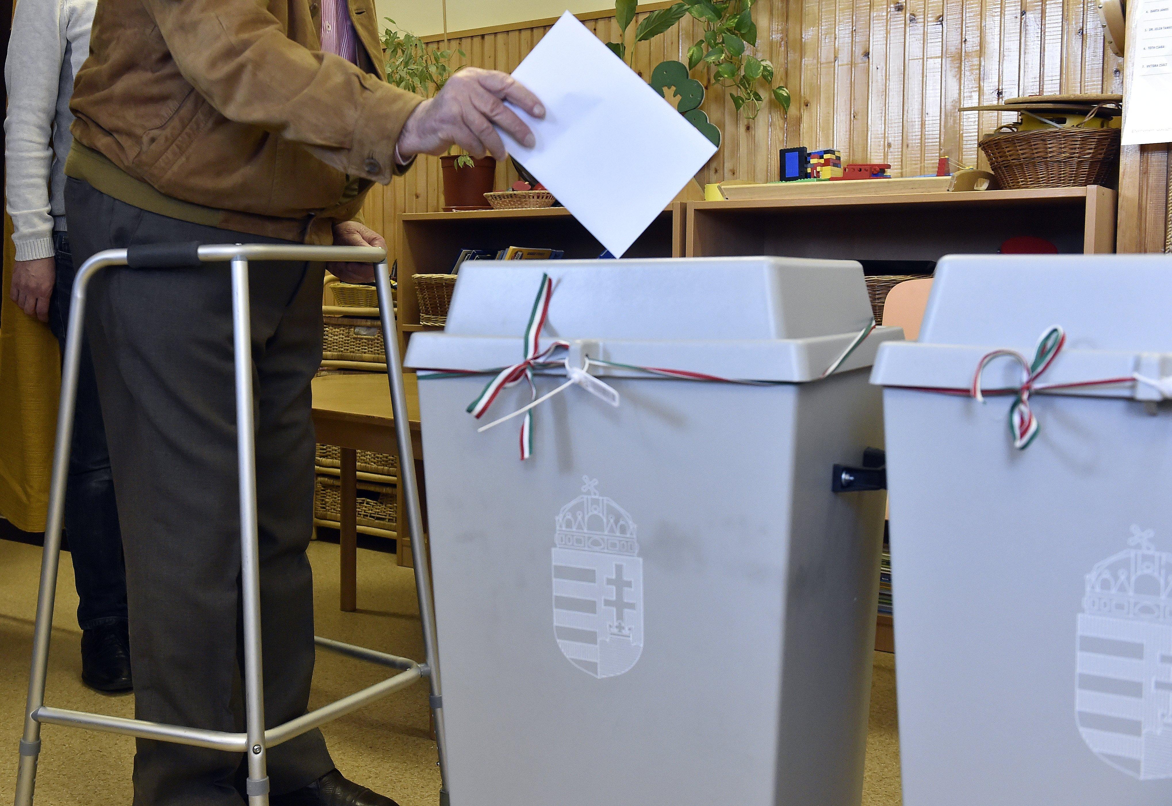 Dejtár a legjobb példa arra, hogyan tűntek el az ellenzéki pártokra adott szavazatok