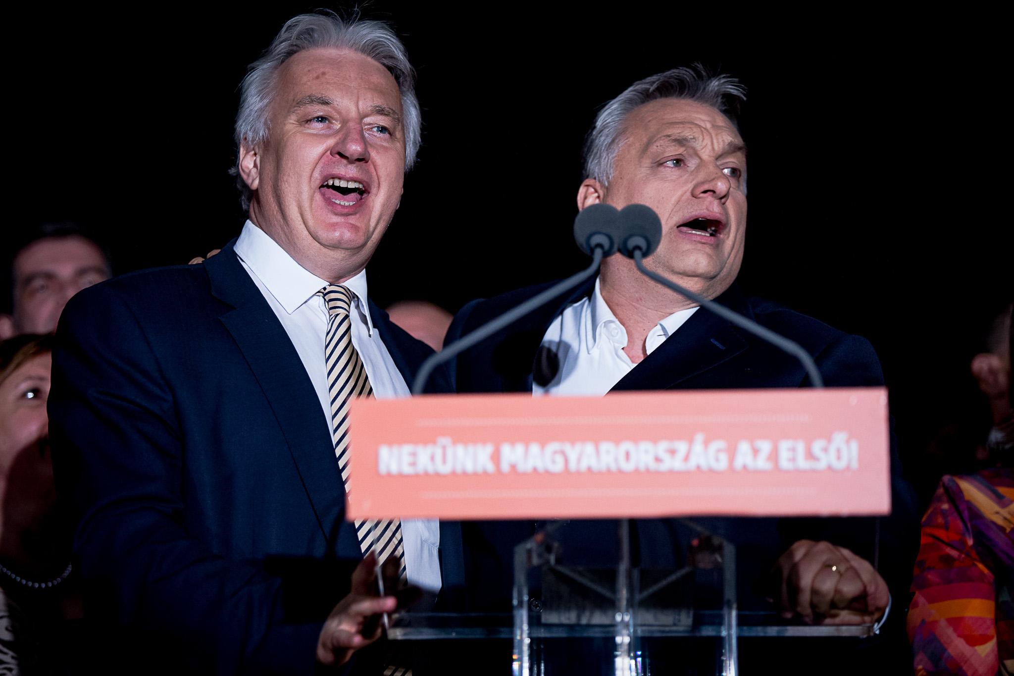 Orbán elárulta, mire jó a KDNP