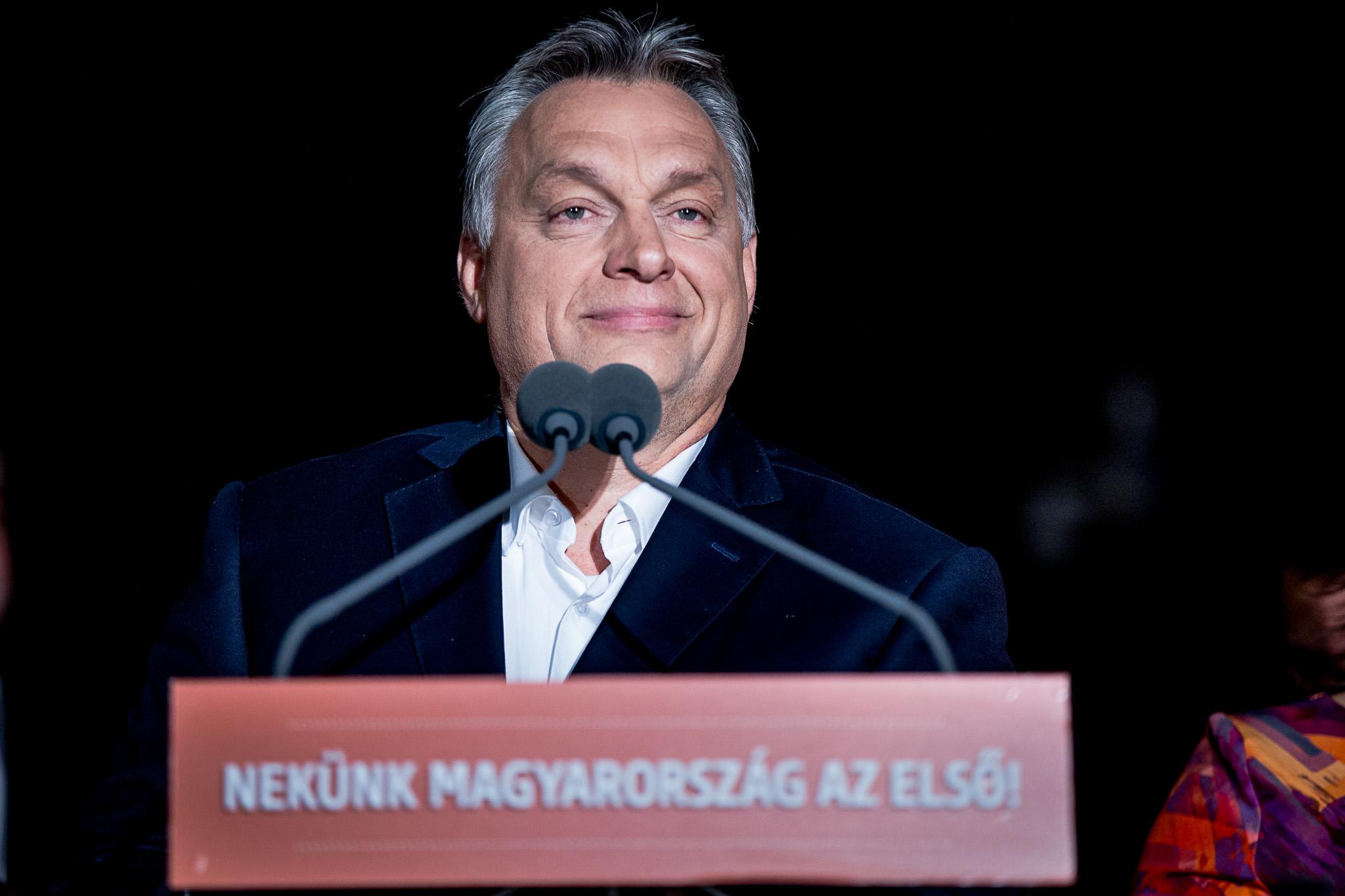 Orbán Viktor definiálta, ki a magyar