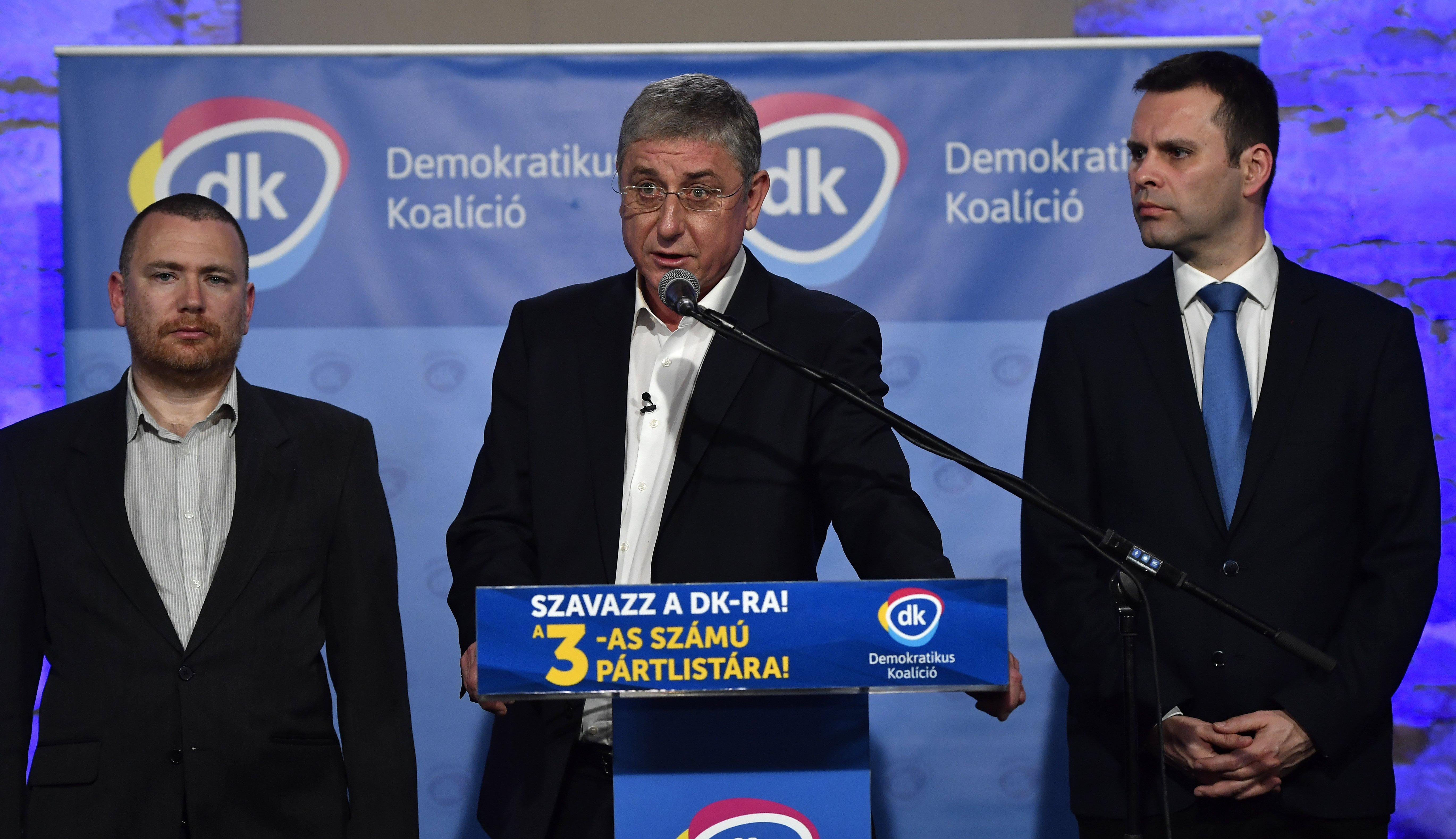 Kilépett a DK-ból Székely Sándor parlamenti képviselő, függetlenként folytatja
