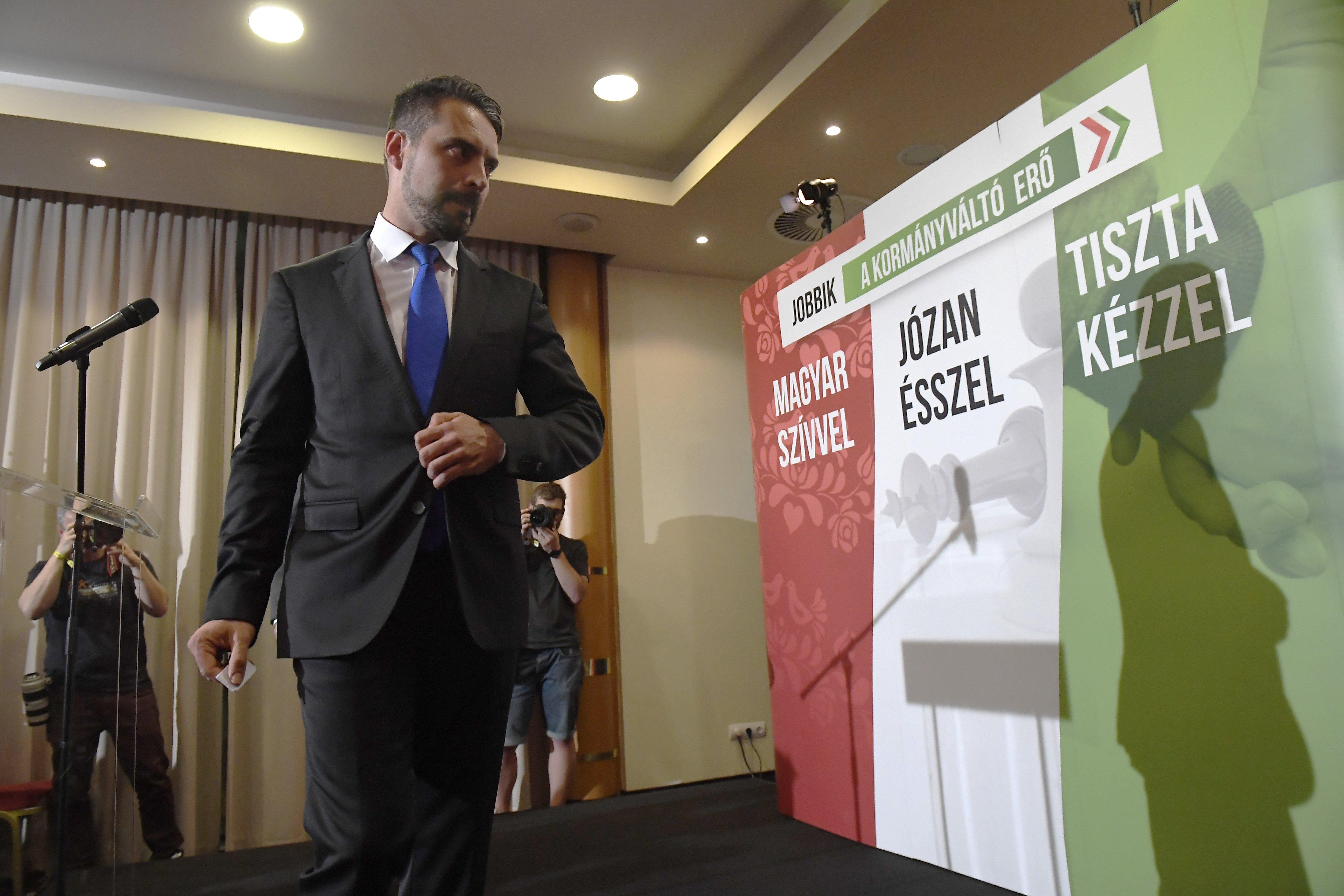 Jövő héten hirdeti ki a tisztújítást a Jobbik