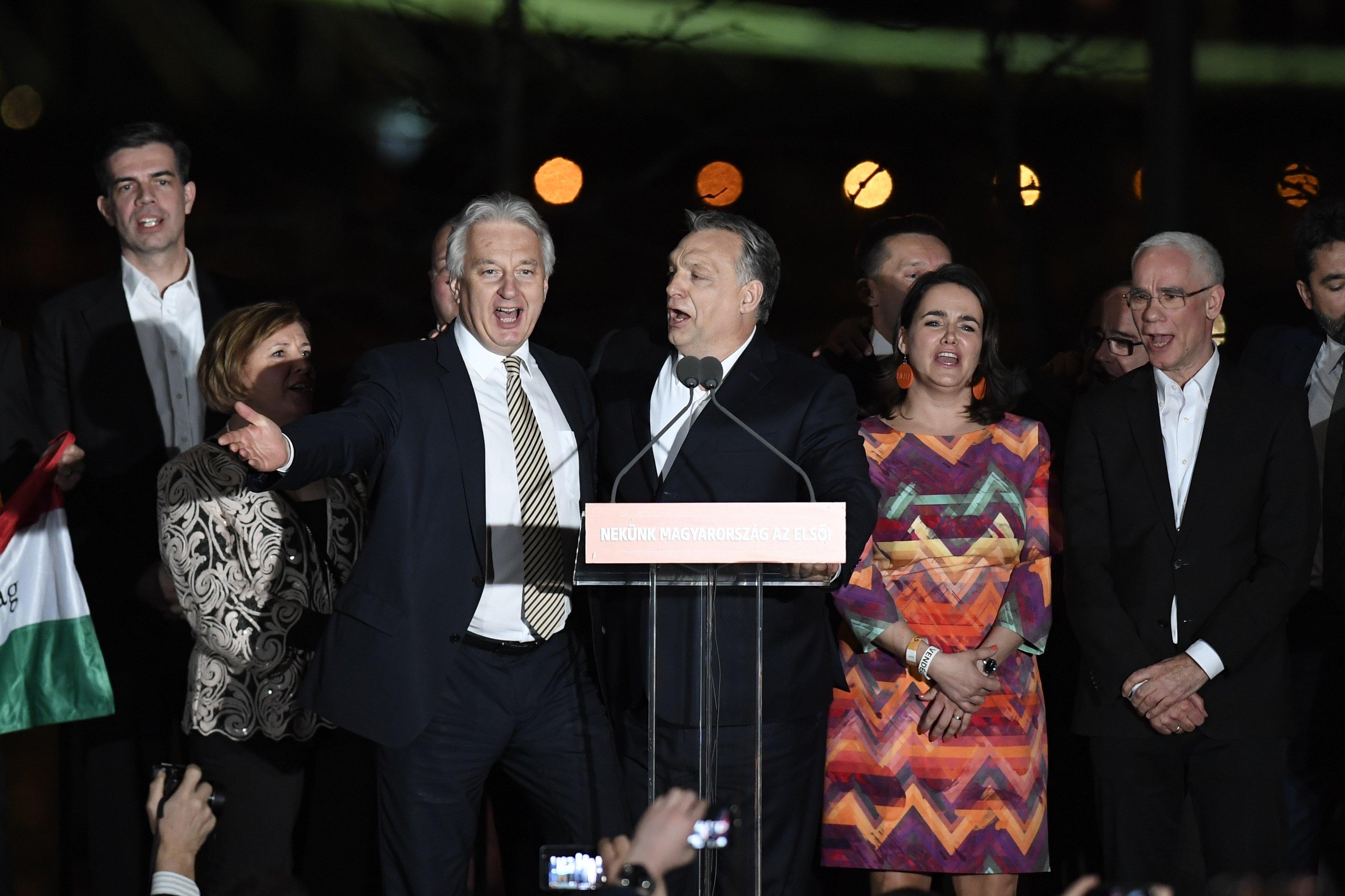 A Fidesz nem engedi be a Magyar Narancsot az eredményvárójára