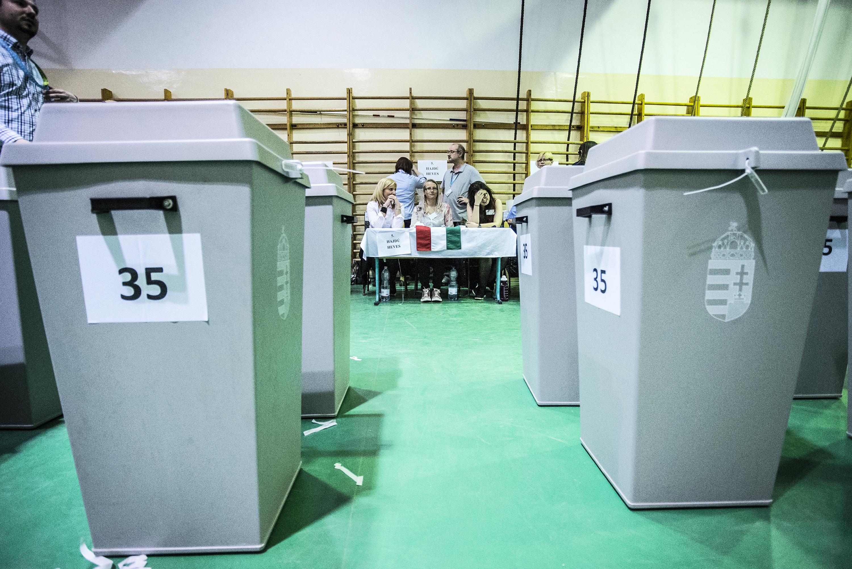 Van olyan szavazókör, ahol csak a Fidesz listája kapott érvényes szavazatot