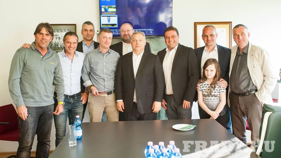 Orbán beugrott az FTC-hez, hogy megköszönje a támogatást