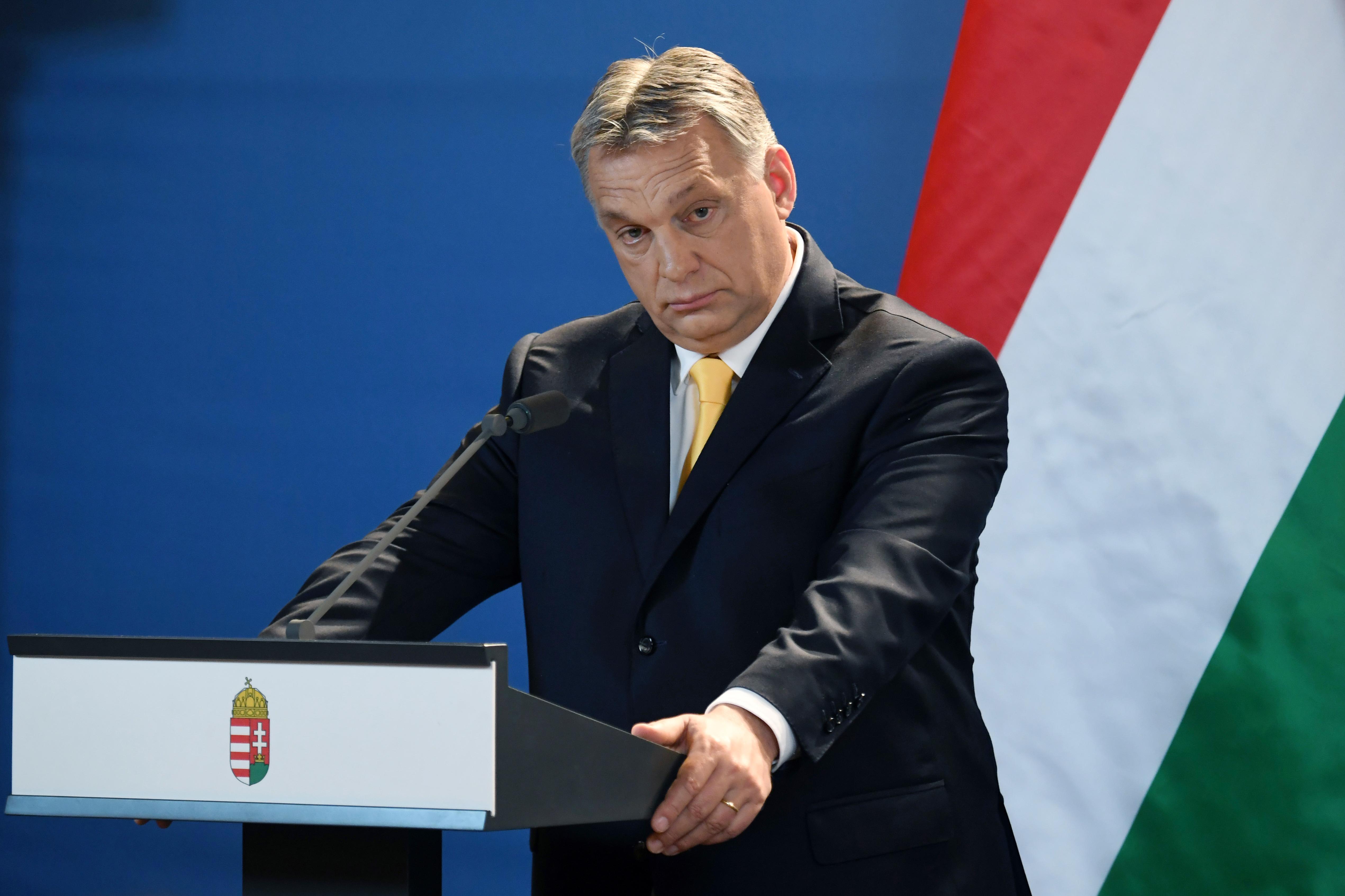 Orbán: Készen állunk megtárgyalni a brüsszeli javaslatot a jogállami feltételekről