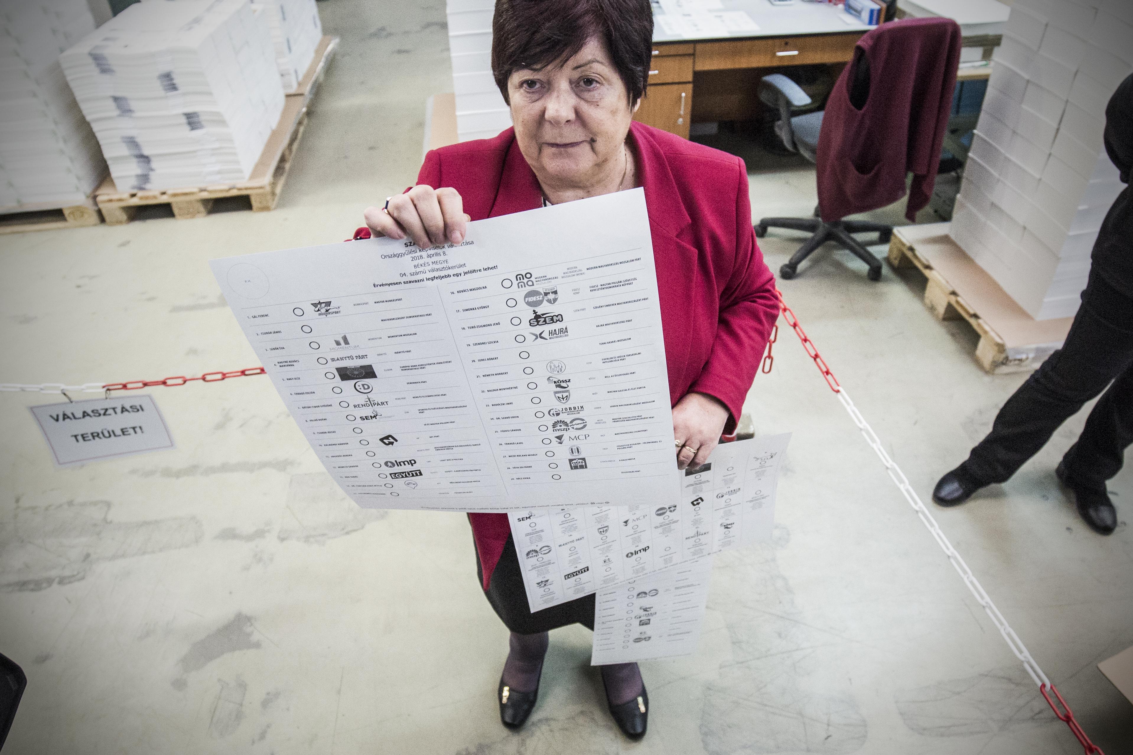 Módosította a választási szabályokat a Fidesz-KDNP