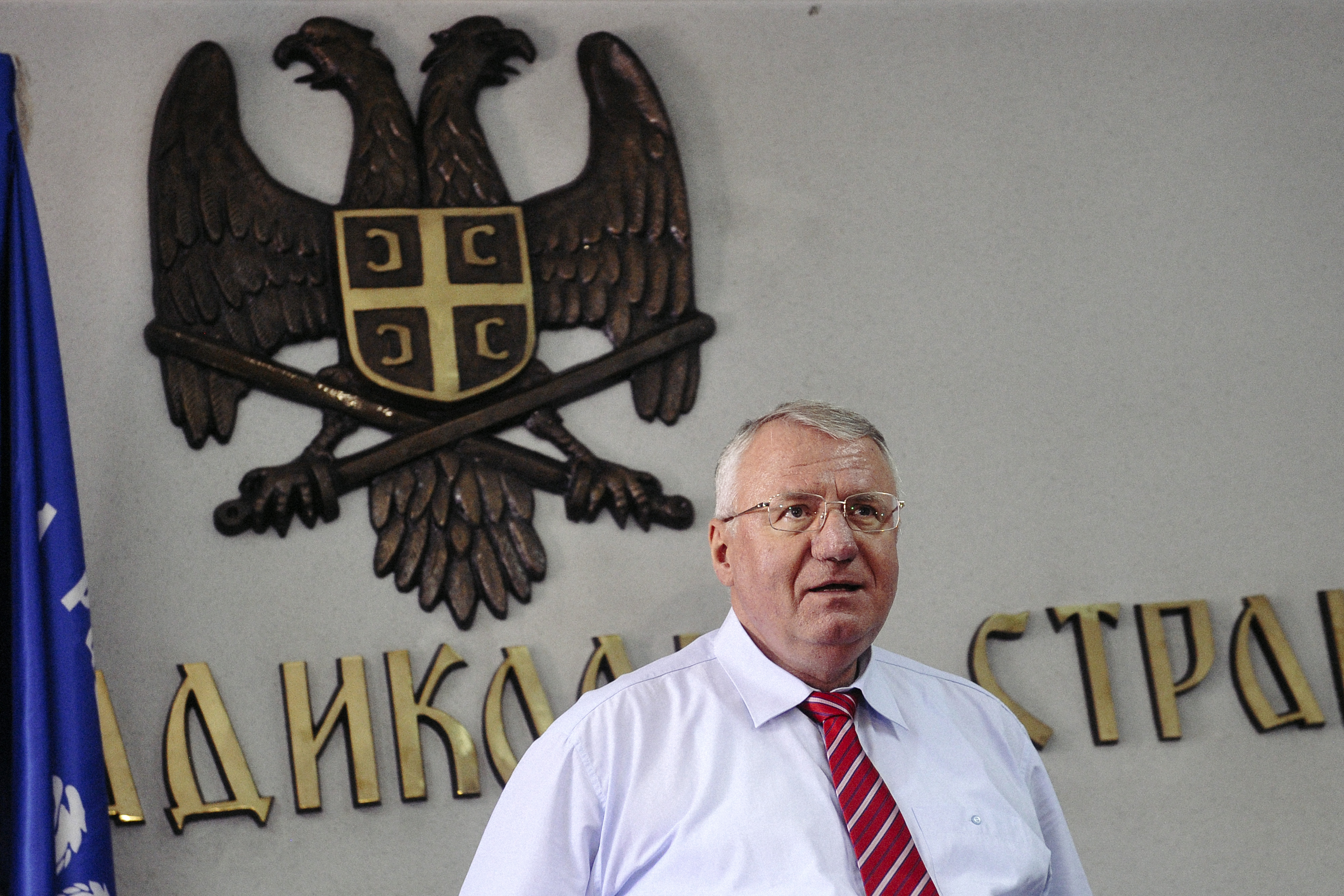 Mégis elítélték Vojislav Šešelj csetnikvezért