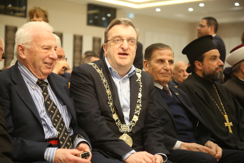A dublini polgármestert kitiltották Izraelből, de rosszul írták a nevét