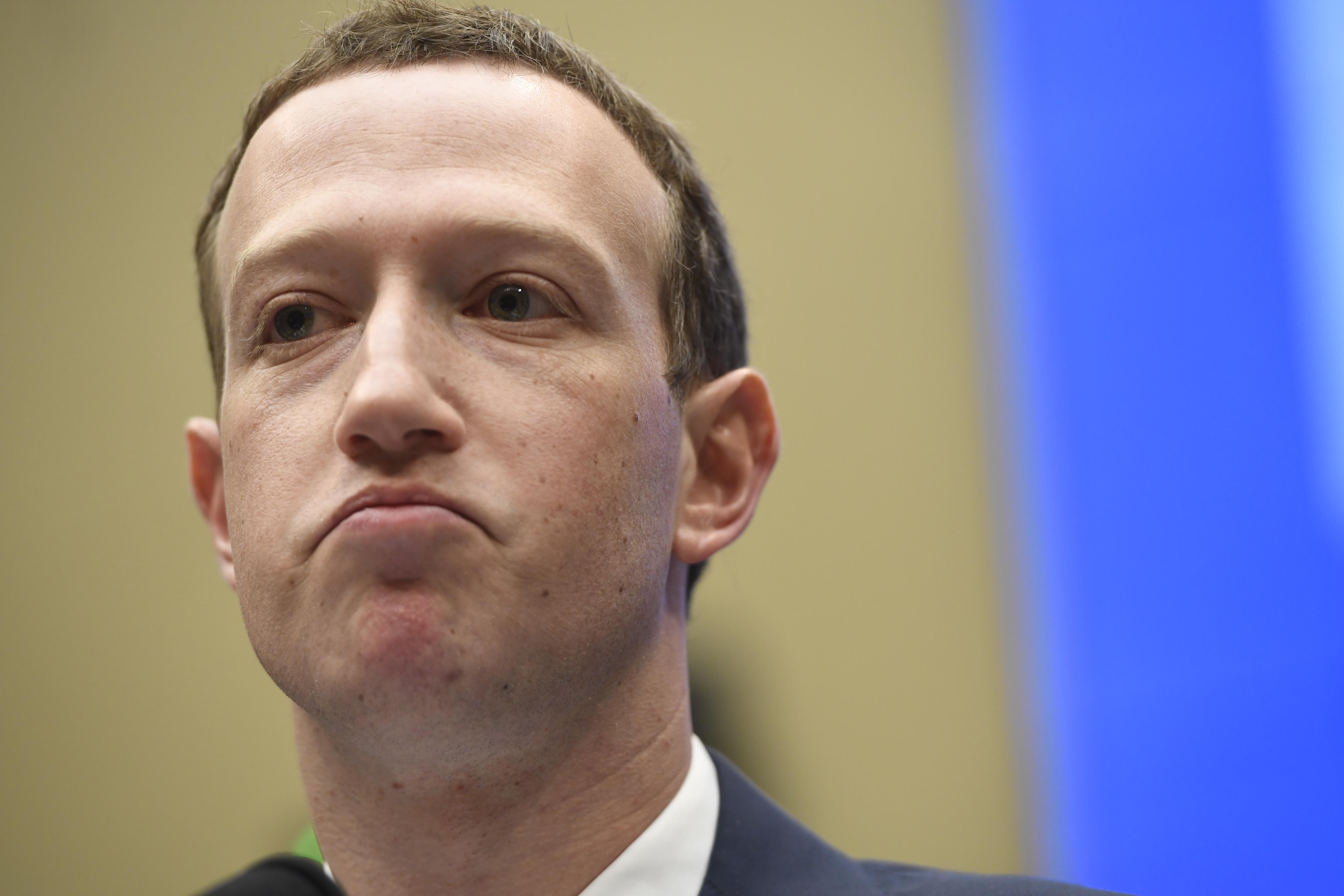 Mark Zuckerberg a világ harmadik leggazdagabb embere