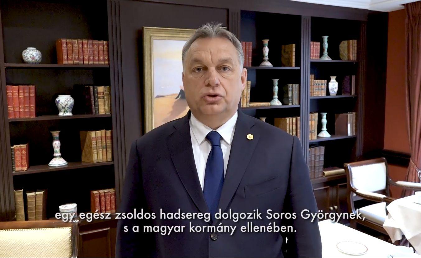 Nevessen a végén: a legröhejesebb kamura húzta fel Orbán a kétezer zsoldosról szóló mesét