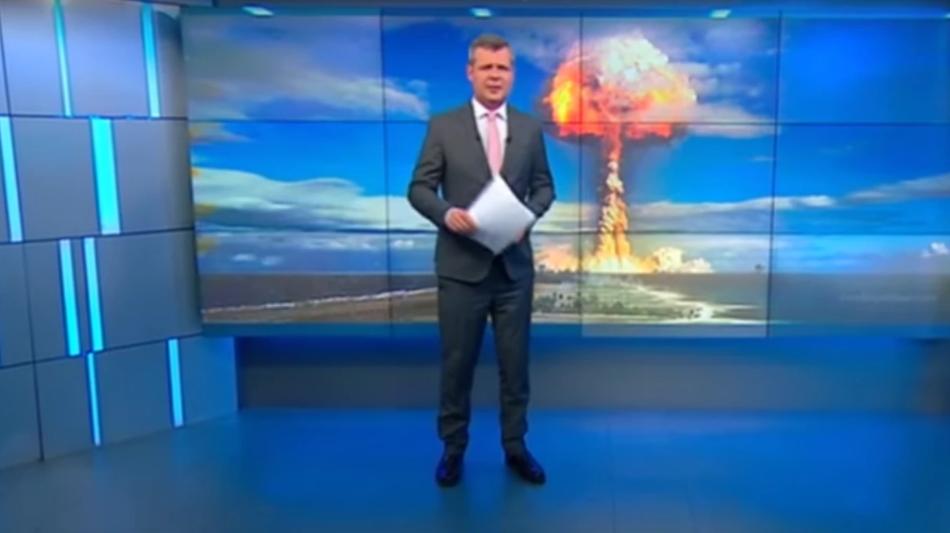 Az orosz állami tévé már arra ad tanácsokat, mennyi élelmiszert érdemes felhalmozni, ha kitörne háború az Egyesült Államokkal