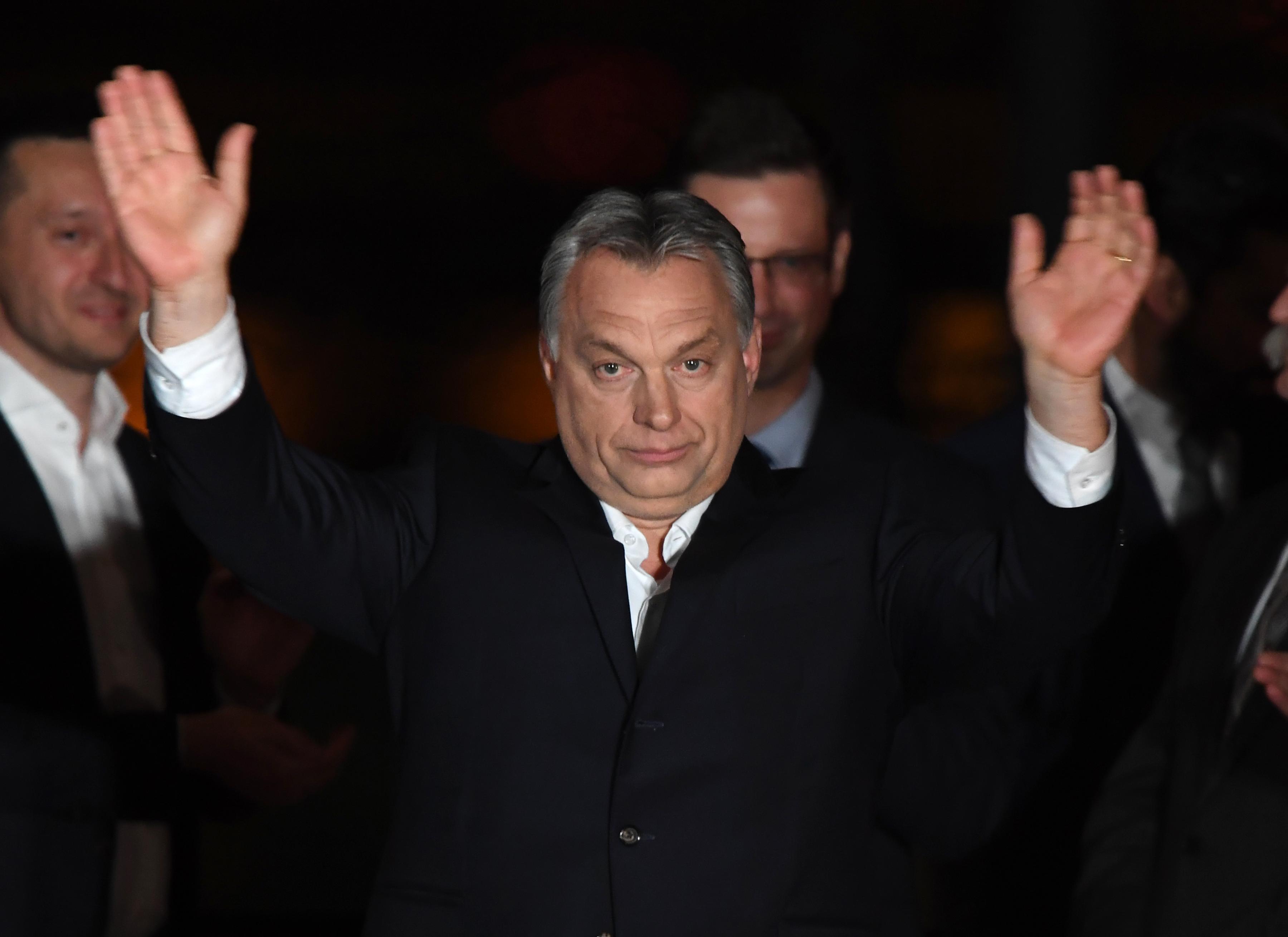A levélszavazatok 96 százalékát kapta a Fidesz