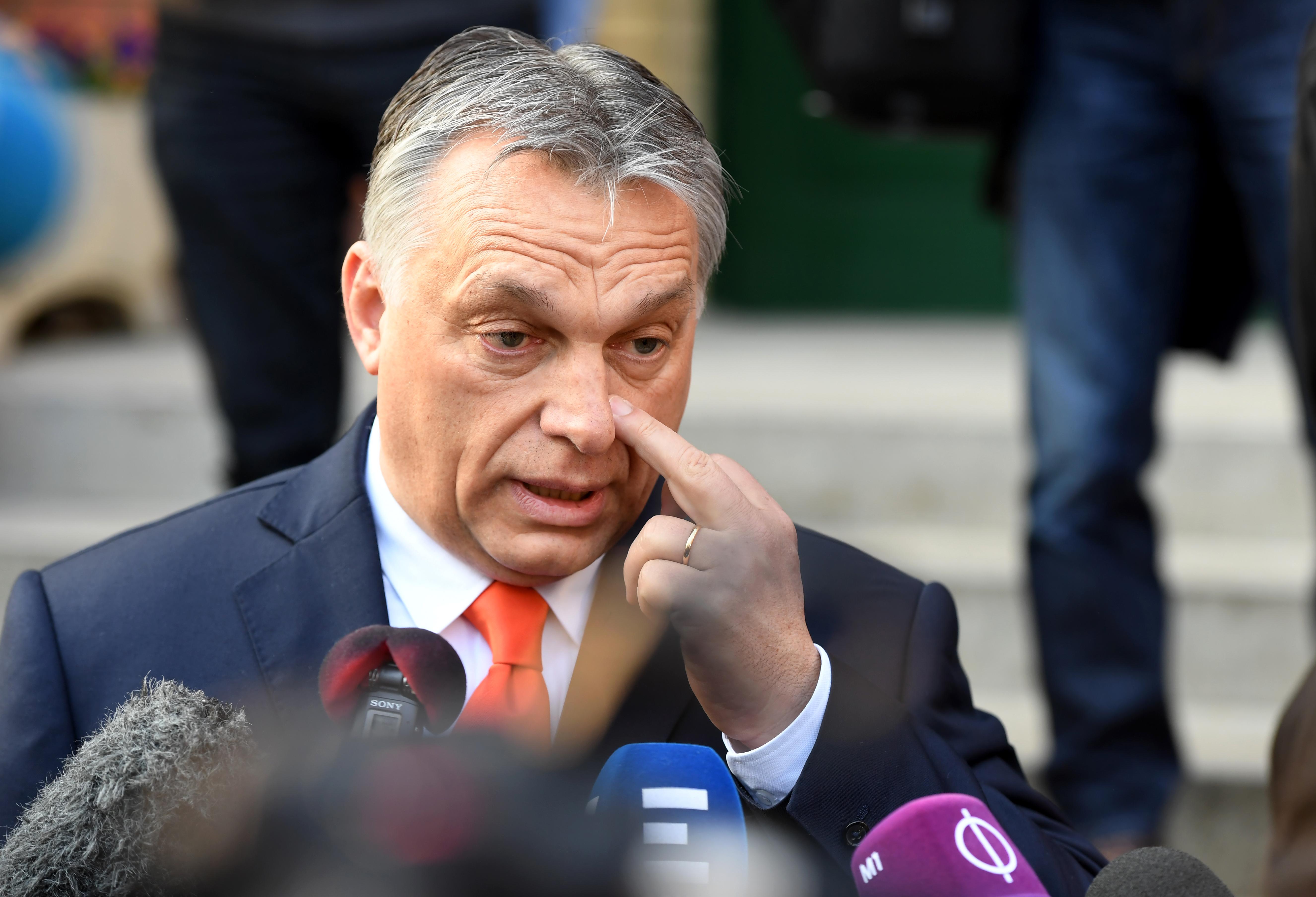 Orbán Viktor: A Kúria beavatkozott a választásokba