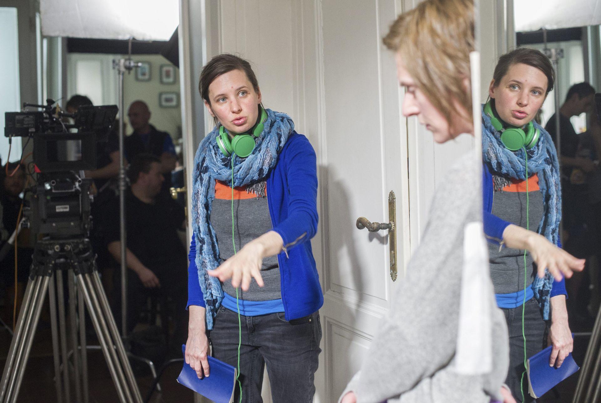 A kormánynak üzent beszédében a szarajevói filmfesztiválon versenyző Szilágyi Zsófia