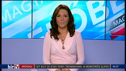 Szöllősi Györgyit is kirúgták a HírTV-től