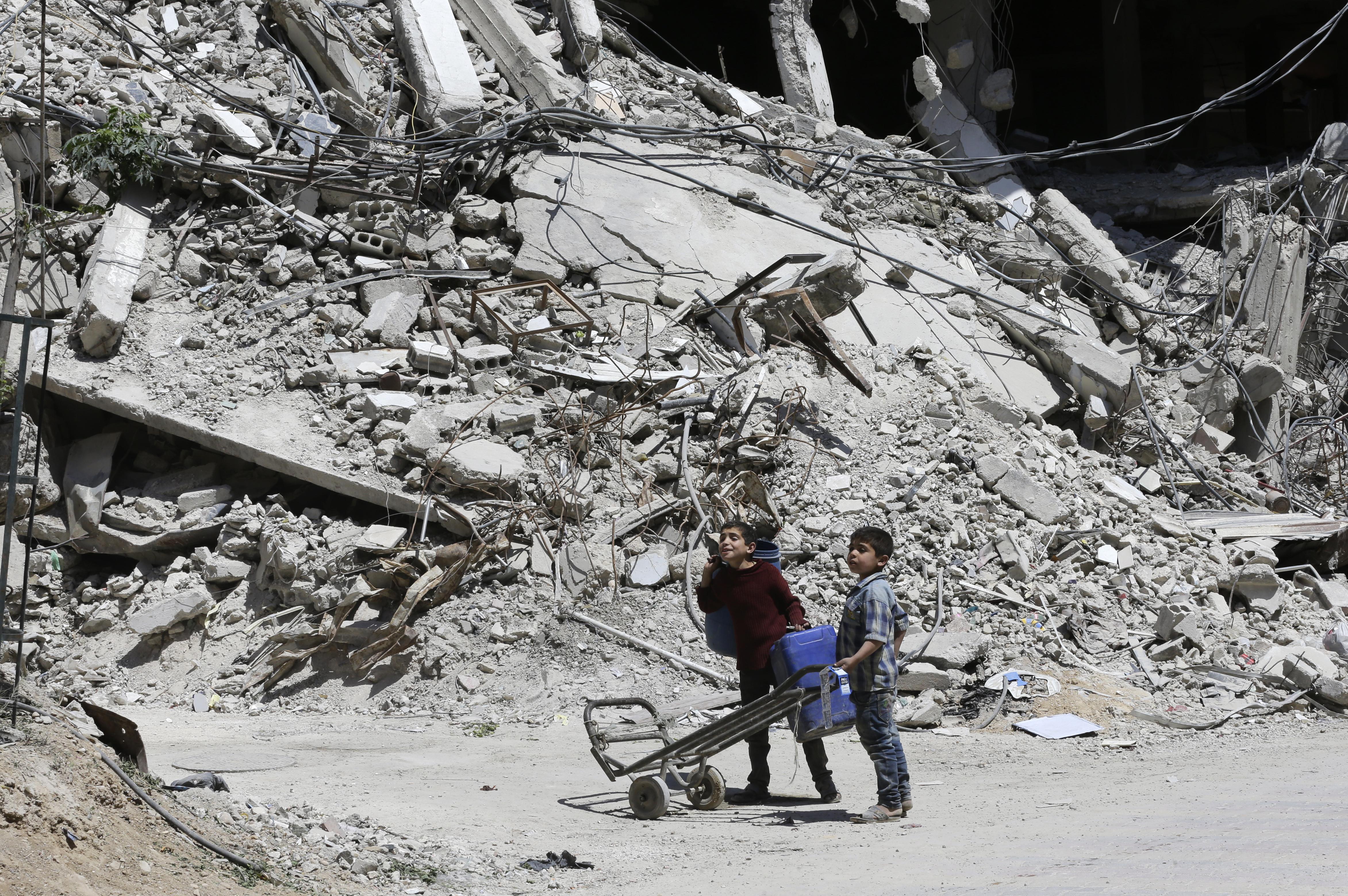 Németország 1 milliárd eurót ajánl fel a Szíriában élő rászorulók és a környező országokba menekülők támogatására