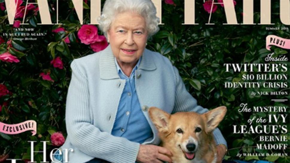Meghalt Willow, II. Erzsébet királynő corgija