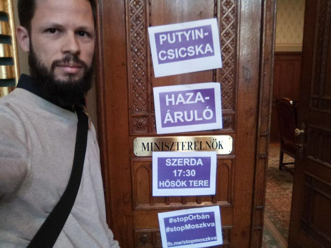 Képviselő lett a Párbeszéd politikusa, akit Kövér László 2017-ben ÖRÖKRE kitiltott a Parlamentből