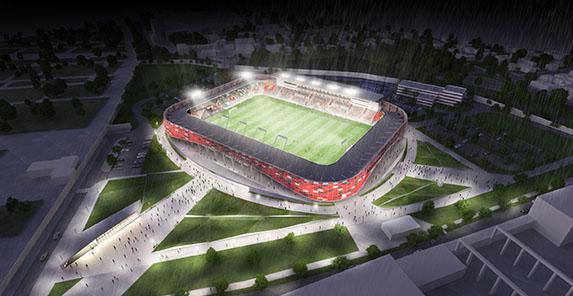 Az eddigiekhez képest is jelentősen megdrágult a stadionépítés Magyarországon
