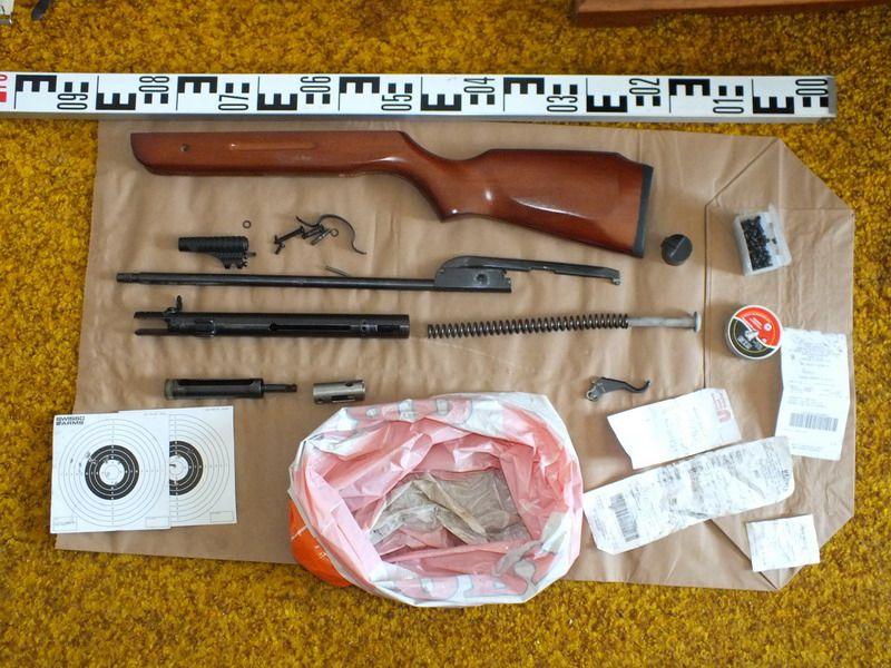 Előzetesbe került a Székesfehérváron légpuskával emberekre lövöldöző férfi