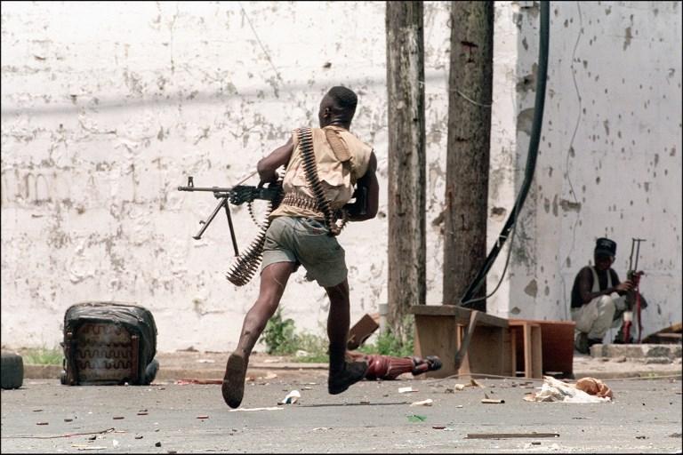 30 évet kapott Dzsungel Dzsabba, a libériai kannibál hadúr