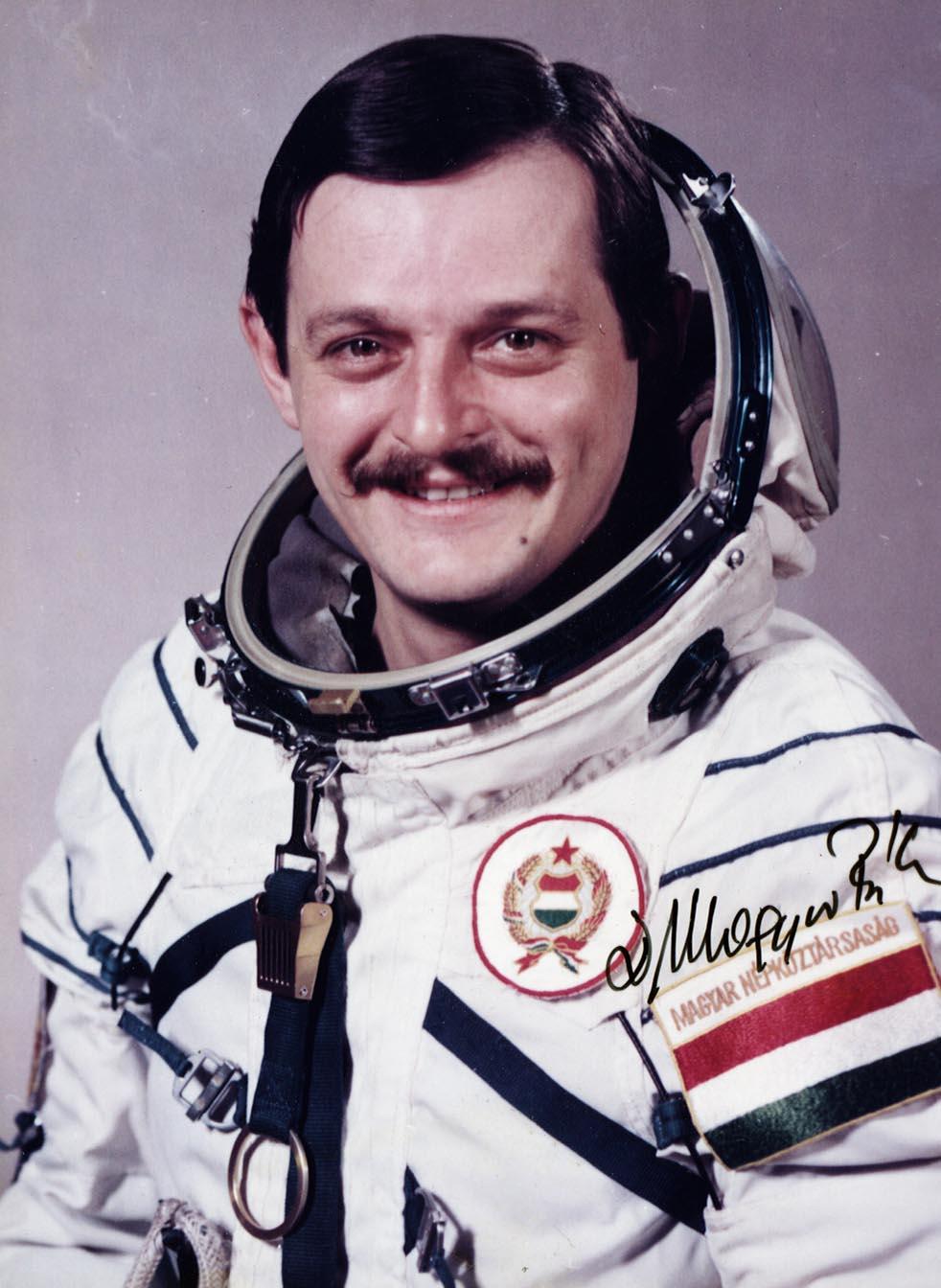 Meghalt Magyari Béla, aki majdnem eljutott az űrbe