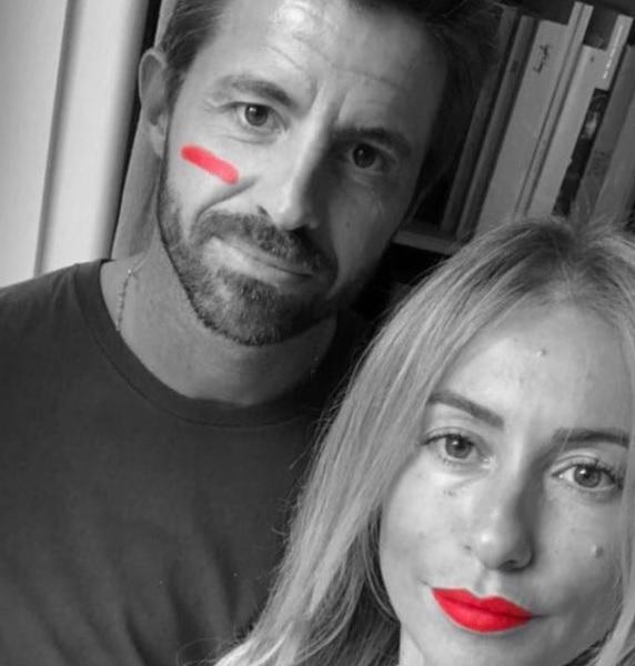 Piros csíkot húztak az arcukra a legjobb olasz focisták