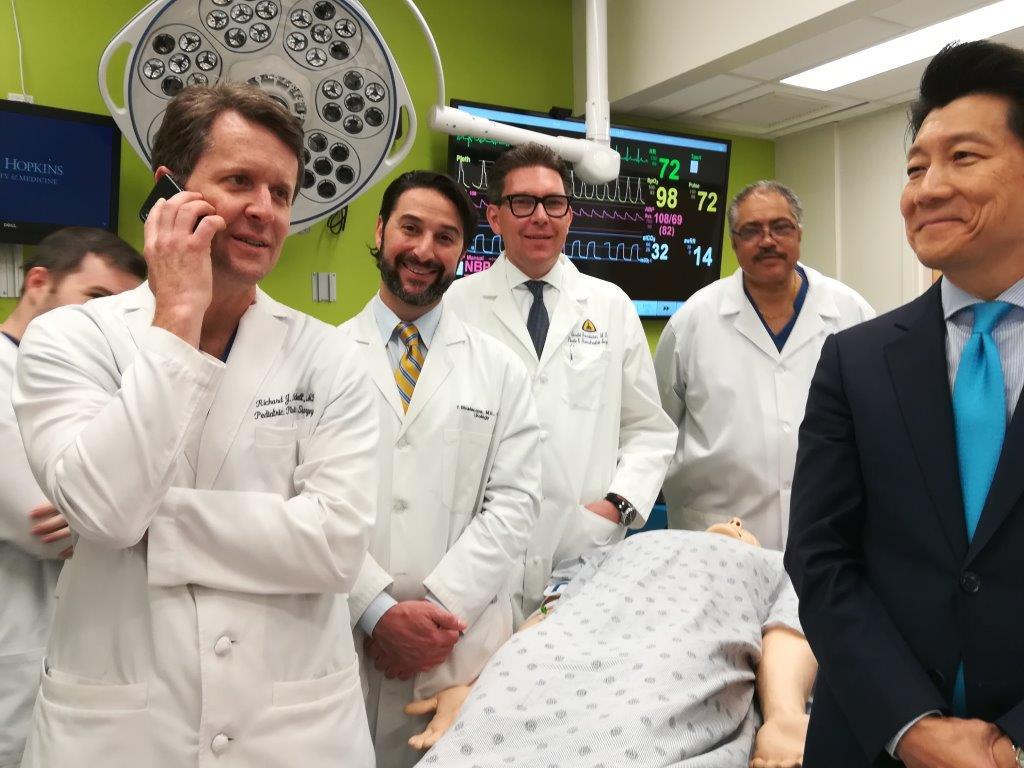 Már a héten elhagyhatja a kórházat a veterán, akinek új péniszt és herezacskót építettek a Johns Hopkins sebészei