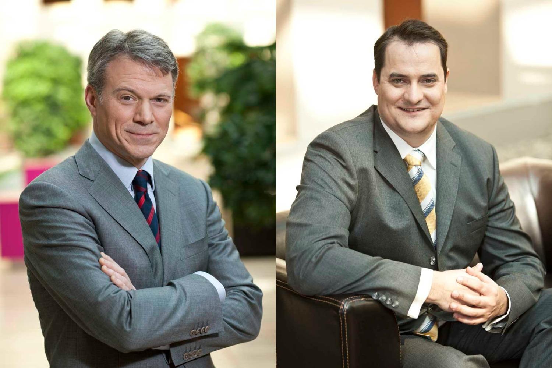 Lemond a Magyar Telekom vezérigazgatója, Christopher Mattheisen