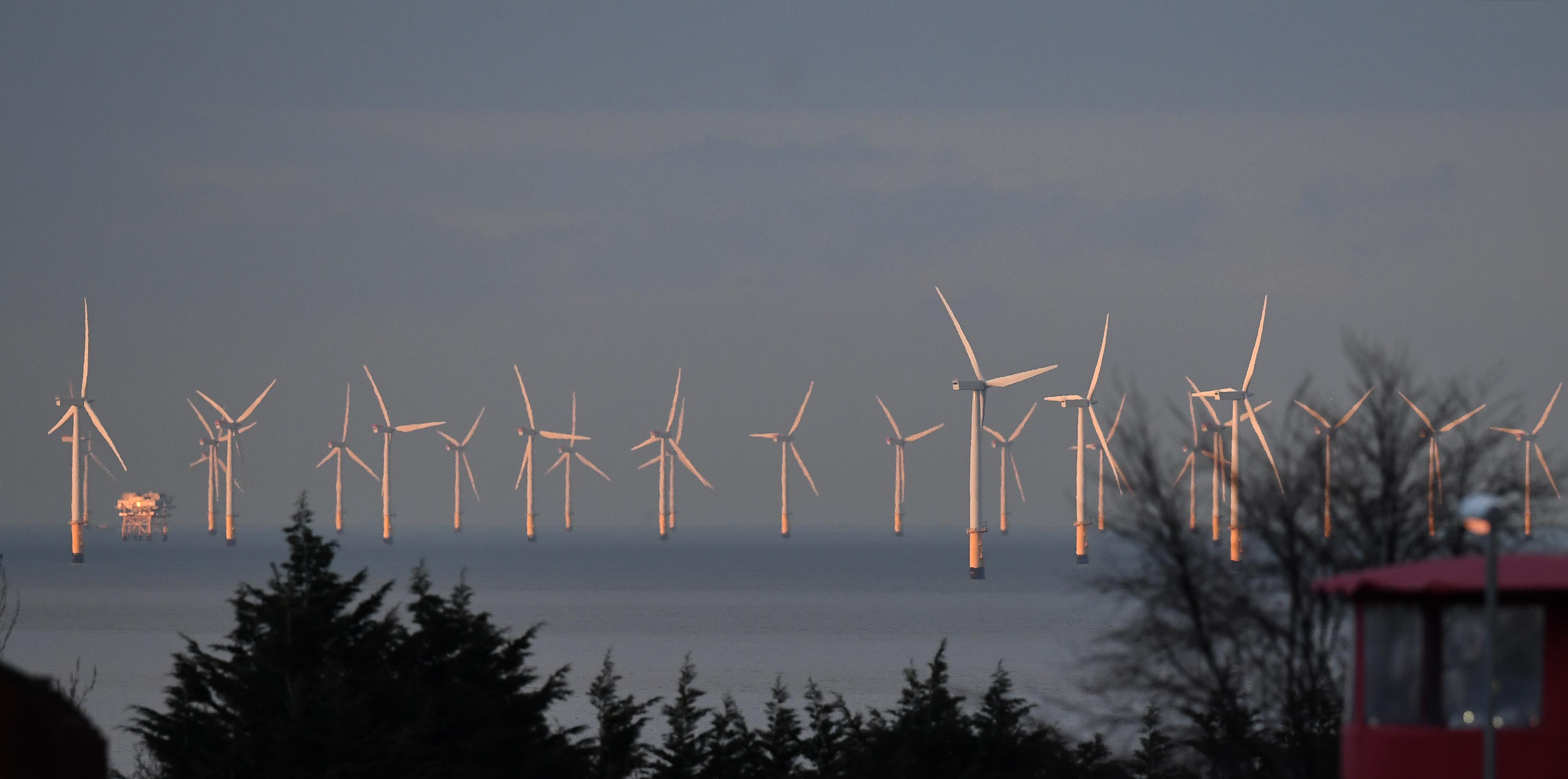 Három napon át szén felhasználása nélkül termeltek áramot Nagy-Britanniában