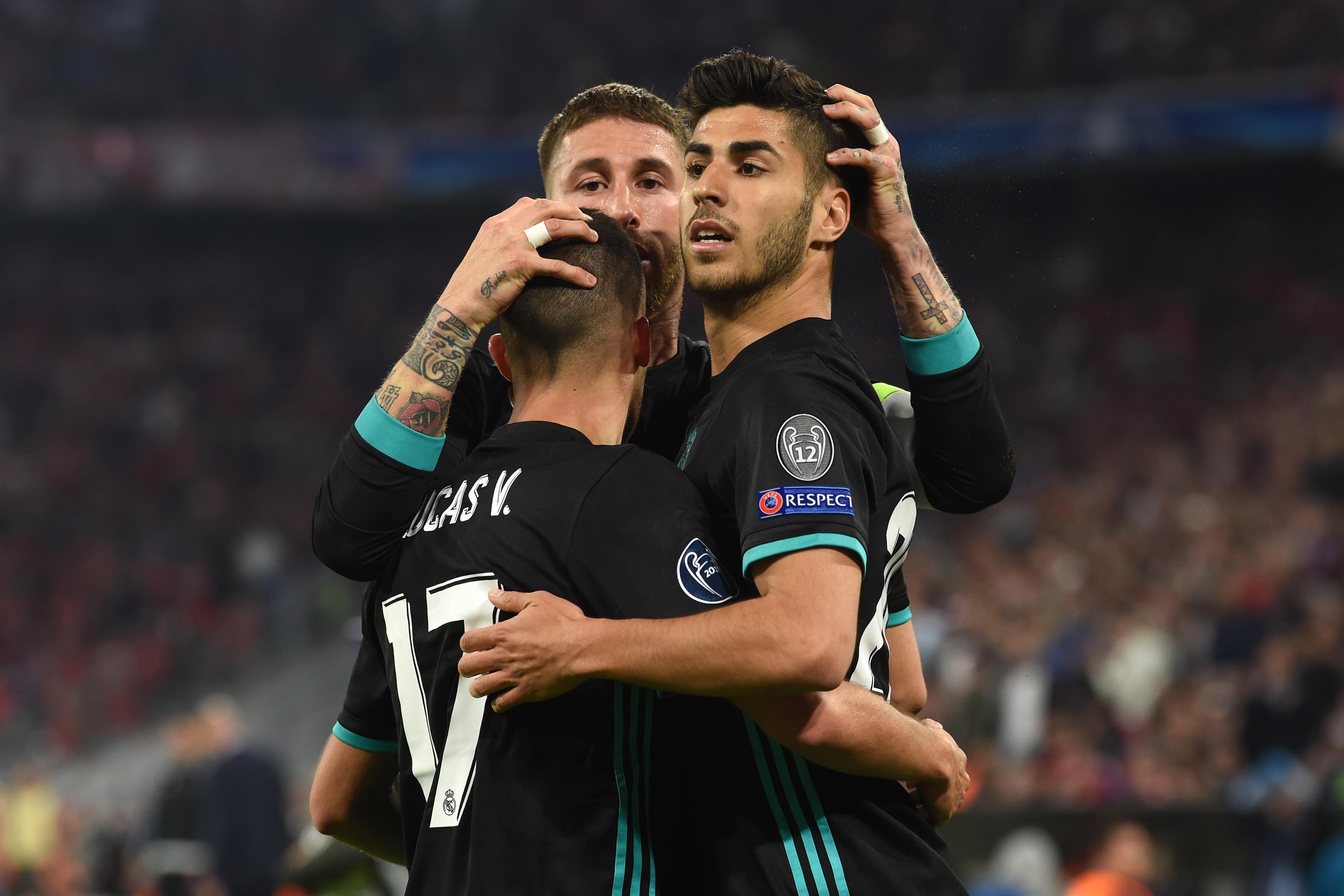 Münchenben győzte le a Real Madrid a Bayernt a BL-elődöntőben