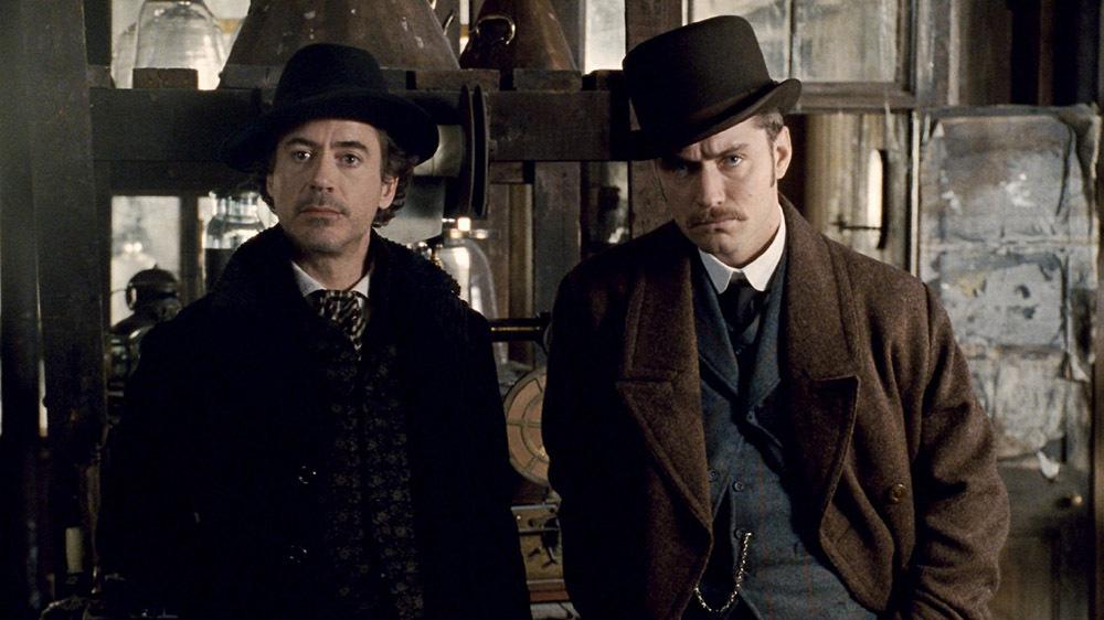 2020 karácsonyán jön a Sherlock Holmes harmadik része