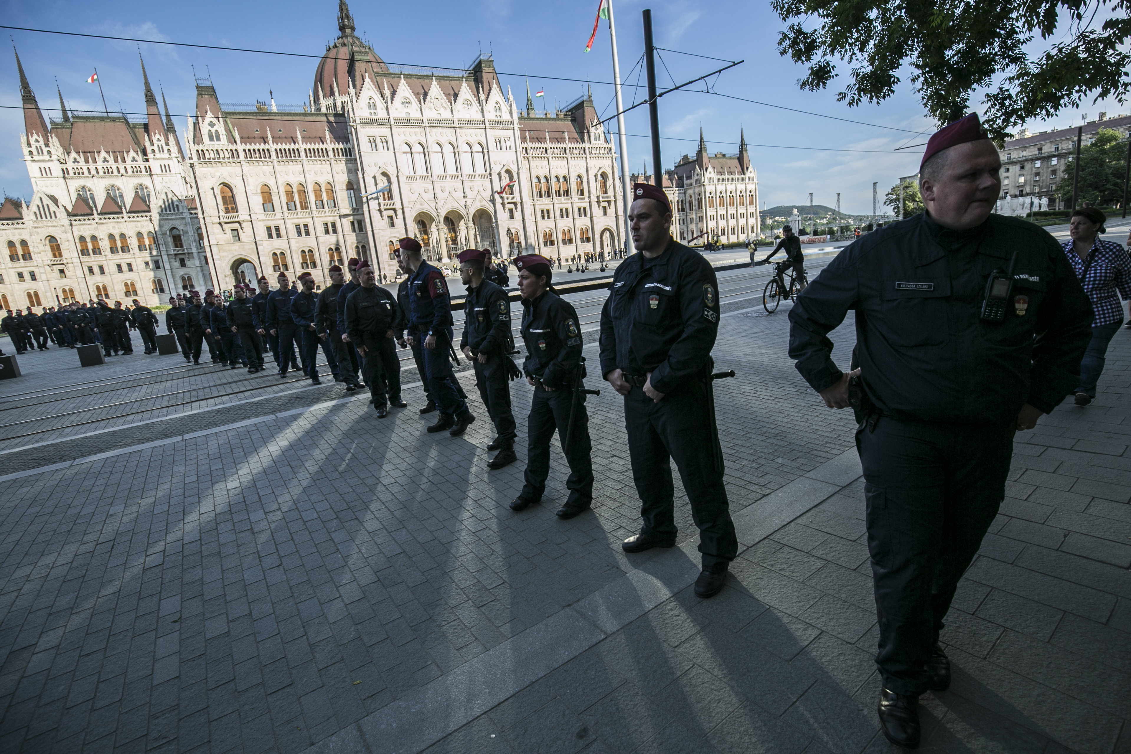Pintér belügyminiszter szerint nincs létszámhiány a rendőrségnél