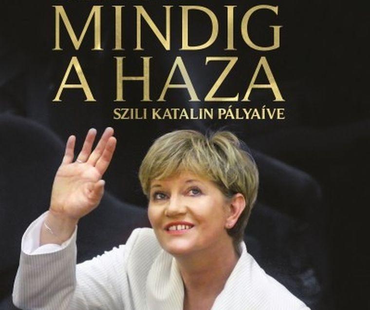 Schmidt Mária adta ki és ő is méltatja Szili Katalin pályaívét