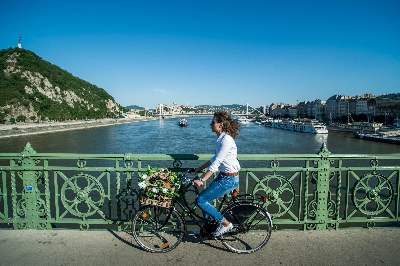 Budapesti biciklis rekordok dőltek meg