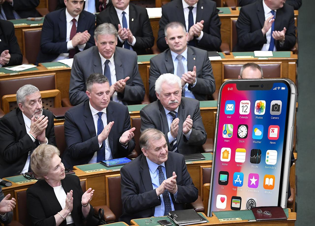 Az Apple lezárja az Iphone legnagyobb biztonsági rését