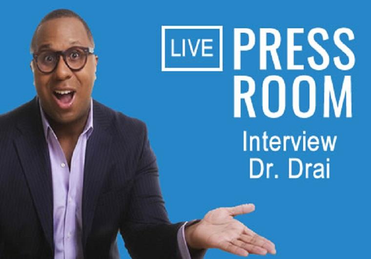 Dr. Dre rapper nem tudta elvenni Dr. Drai, a vaginanépszerűsítő nőgyógyász művésznevét