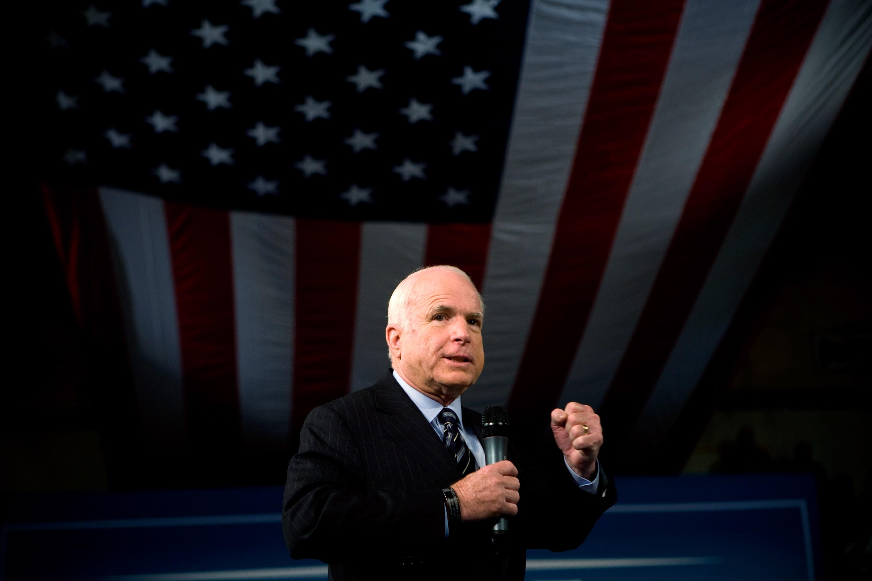 Meghalt John McCain, az amerikai konzervatív politika óriása