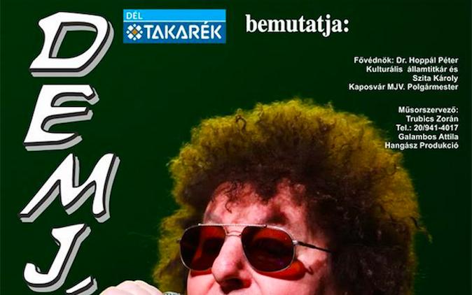Milliókat bukott a dühöngő Demjén Ferenc a Hoppál Péter nevével reklámozott kaposvári koncert elmaradásán