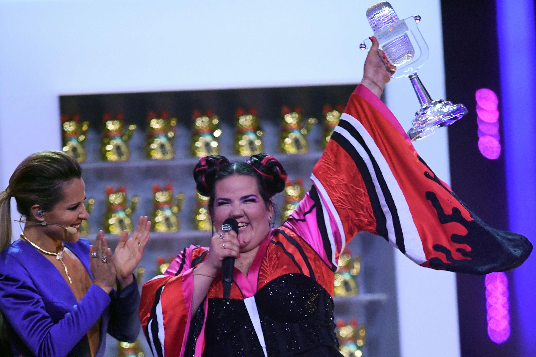 Az izraeli Netta Barzilai nyerte az Eurovíziós Dalfesztivált, a magyar metál a 21. helyre volt elég